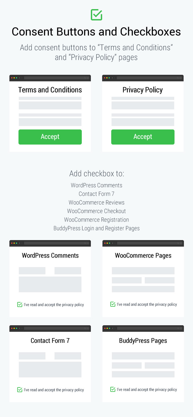 Cookie Plus - GDPR Cookie Consent Solution for WordPress. Master Popups Addon - 7